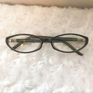 Vintage Christian Dior Eyeglasses in Gray